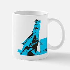 Barrel Racer: Turquoise Mugs