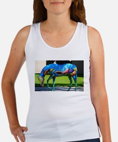 Painted Horse 2 Tank Top