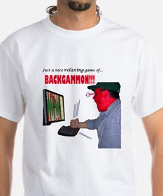 Backgammon Rage T-Shirt