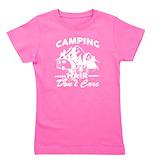 Camp Girl's Dark T-Shirt