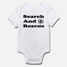 Search And Rescue Infant Bodysuit