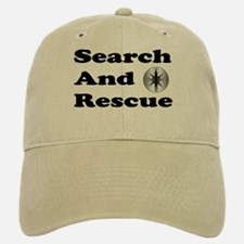 Search And Rescue Baseball Baseball Cap