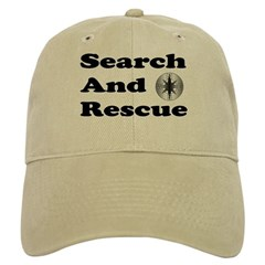 Search And Rescue Baseball Cap