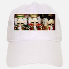 Nutcracker Soldiers - Christmas Toy Soldiers Baseball Baseball Cap
