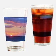 Hawaiian Sunset Drinking Glass