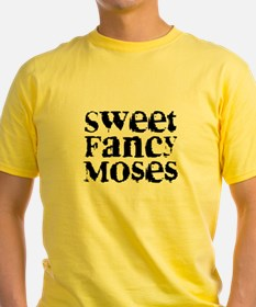 Sweet Fancy Moses Ash Grey T-Shirt