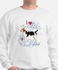 English Foxhound Sweatshirt