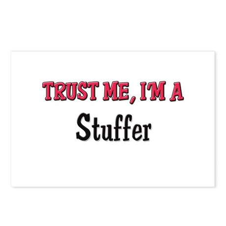 Trust Me I'm a Stuffer Postcards (Package of 8)