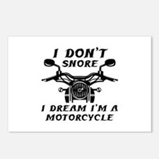 I Don't Snore Postcards (Package of 8)