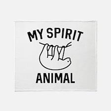 My Spirit Animal Stadium Blanket