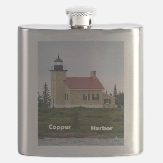 Copper Harbor Flask