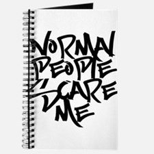 Normal People Scare Me Journal