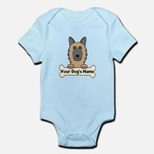 Personalized Tervuren Infant Bodysuit