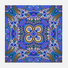 Boho Mandela Pattern 3 v. 20 Tile Coaster