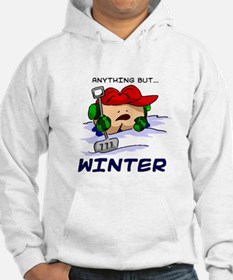 Anything But... Winter Hoodie