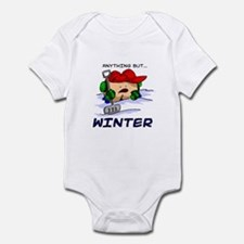 Anything But... Winter Infant Bodysuit