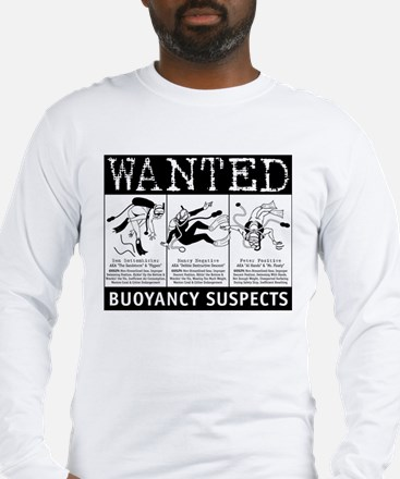 suspects_O Long Sleeve T-Shirt