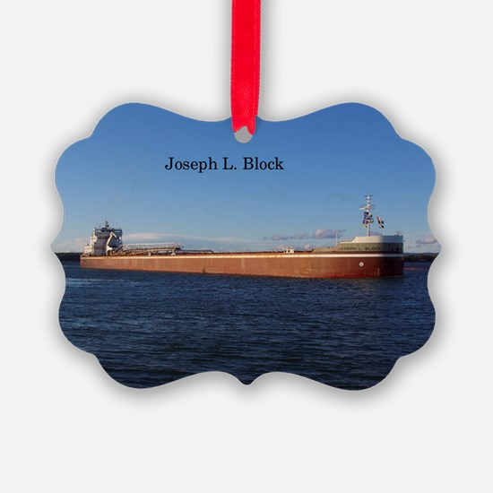 Joseph L. Block Ornament
