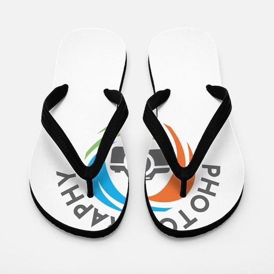 photography Flip Flops