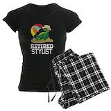 Beautician retirement Pajama Sets