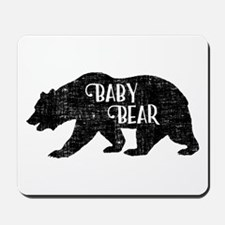 Baby Bear - Family Collection Mousepad