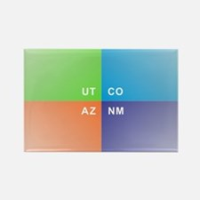 Four Corners - 4 Corners Magnets