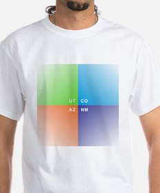 Four Corners - 4 Corners T-Shirt