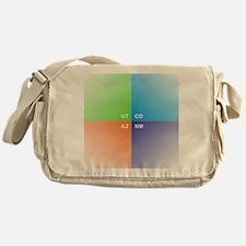 Four Corners - 4 Corners Messenger Bag