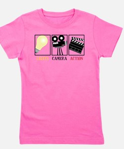 Lights Camera Action T-Shirt