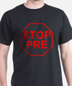 STOP PRE Outline T-Shirt