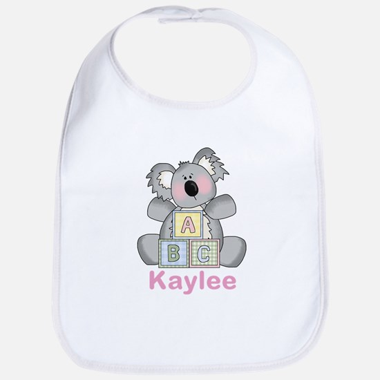 Kaylee's Sweet Koala Bib