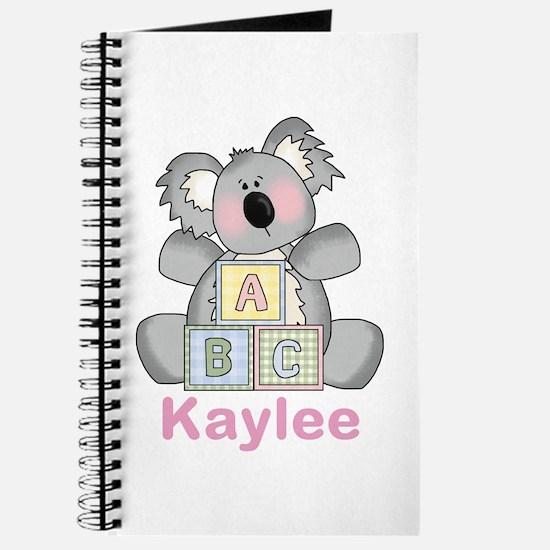 Kaylee's Sweet Koala Journal