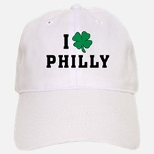 I Shamrock Philly Baseball Baseball Cap