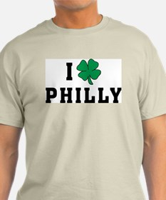 I Shamrock Philly T-Shirt