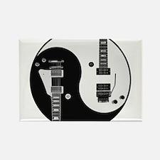 Guitar Yin Yang s Magnets