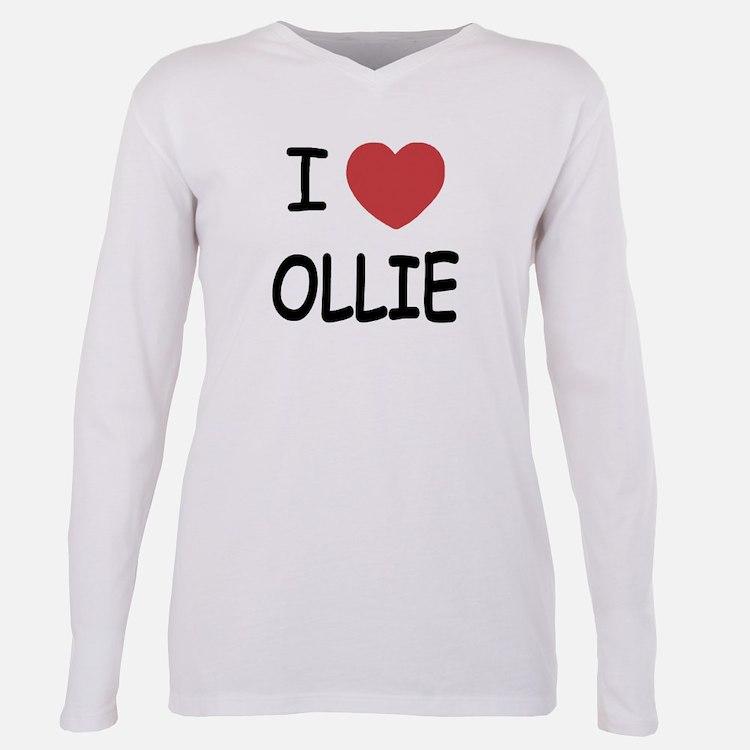 I heart Ollie T-Shirt