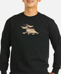 Afghan Hound Lover Long Sleeve T-Shirt