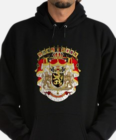 Belgium Coat Of Arm Sweatshirt
