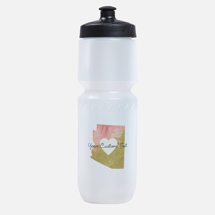 Personalized Arizona State Sports Bottle