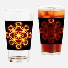 Cute Healing Drinking Glass