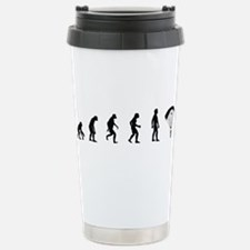 Unique Skydiving Travel Mug