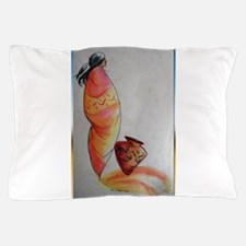 Native American, southwest art Pillow Case