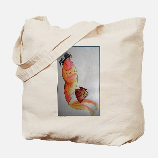 Native American, southwest art Tote Bag