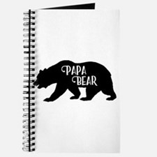 Papa Bear - Family Collection Journal