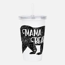 Mama Bear - Family Col Acrylic Double-wall Tumbler