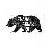 Mama bear License Plates