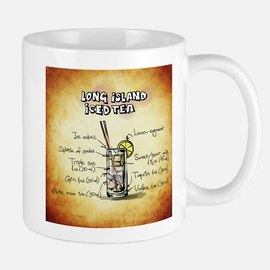 Long Island Iced Tea (Brown) Mugs