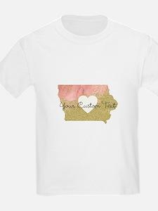 Personalized Iowa State T-Shirt