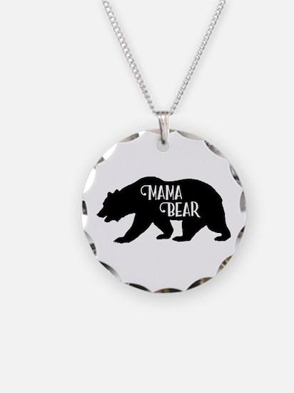 Mama Bear - Family Collectio Necklace
