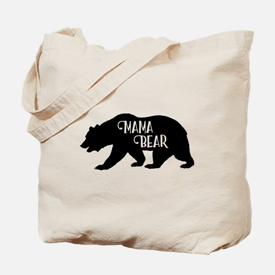 Mama Bear - Family Collection Tote Bag